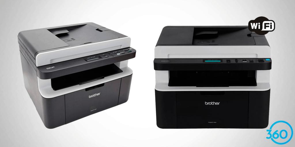 Impressora Brother-1617NW