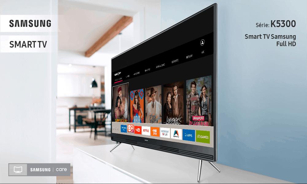 Melhores smart tvs de 2018 escolha a certa para voc geek 360 a melhor smart tv full hd samsung 40k5300 40 fandeluxe Image collections