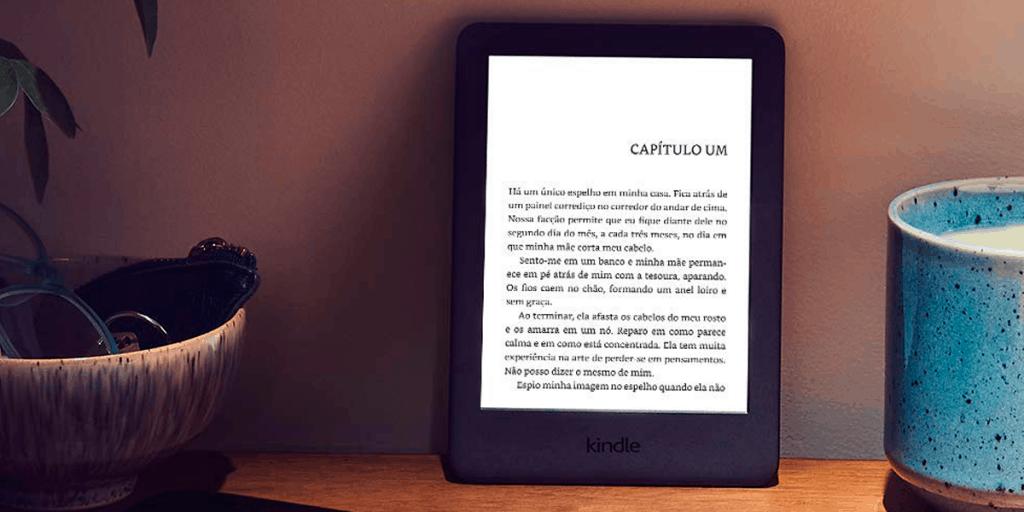 Kindle 10º Geração