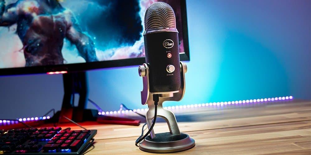 blue yeti melhor microfone usb