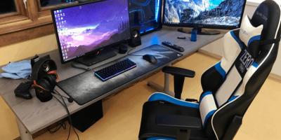 As 6 Melhores Mesas Gamer para Comprar em 2021 (Fortrek, ThunderX3 e mais)