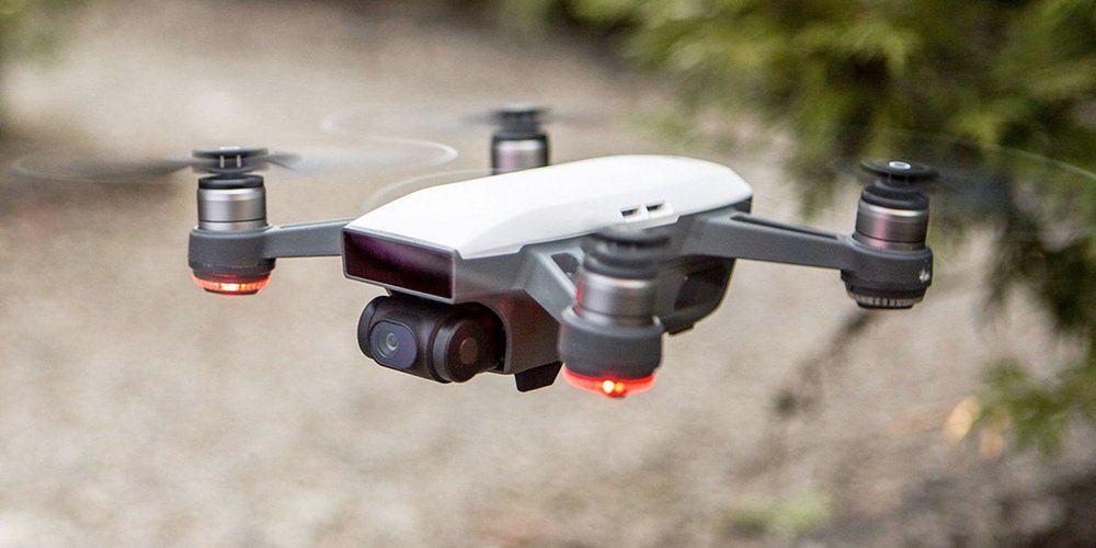 melhor drone para selfie: DJI spark