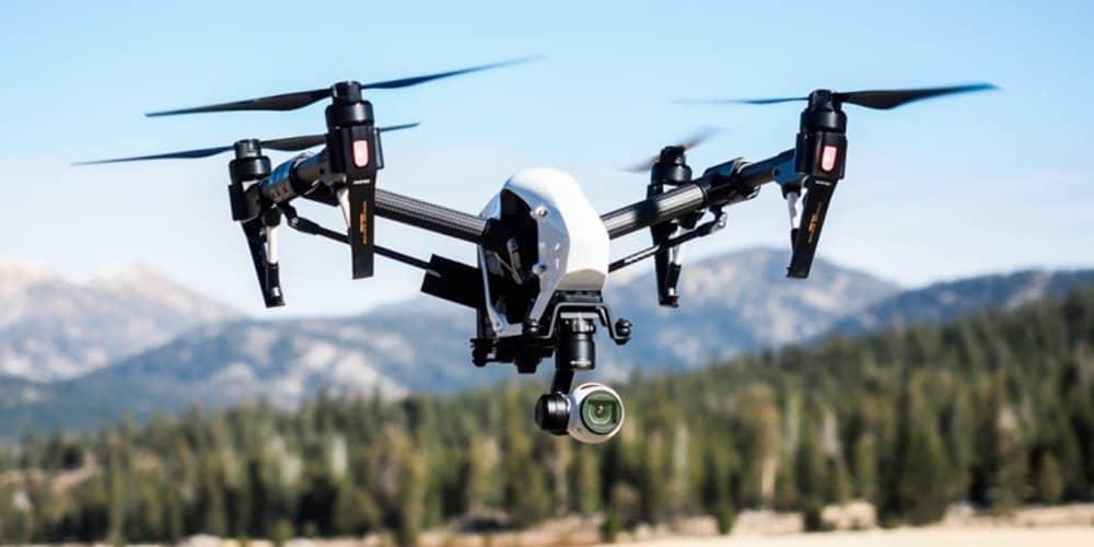 Melhor Drone Profissional: DJI Inspire 1