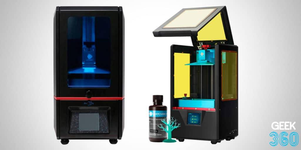Melhor Impressora 3D de Resina
