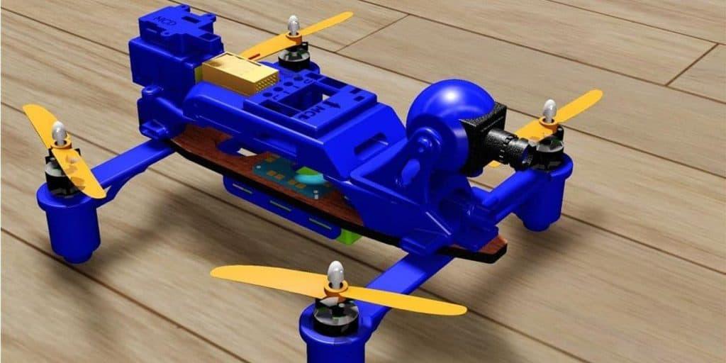 Impressora 3D Drones