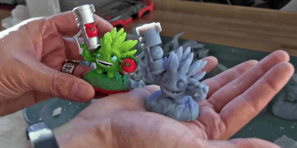 Ideias Impressora 3D
