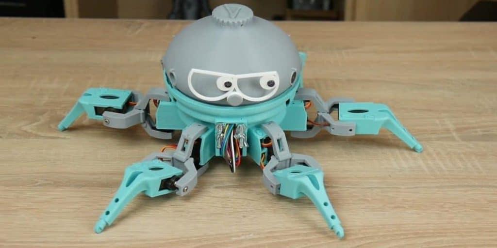 Impressora 3D Robot