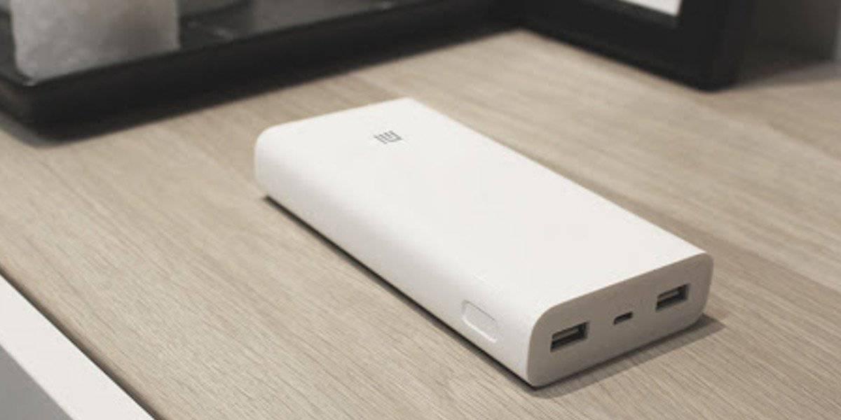 Melhor Carregador Portátil Para a Maioria das Pessoas: Xiaomi Powerbank