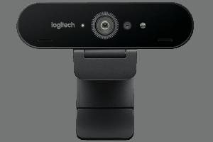 Logitech Brio_table