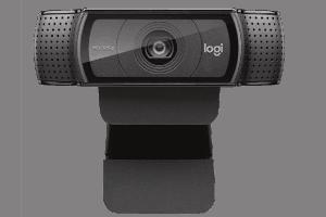 Logitech C920 HD Pro_table