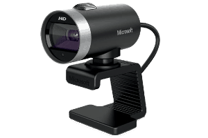 Microsoft Lifecam Cinema HD_table