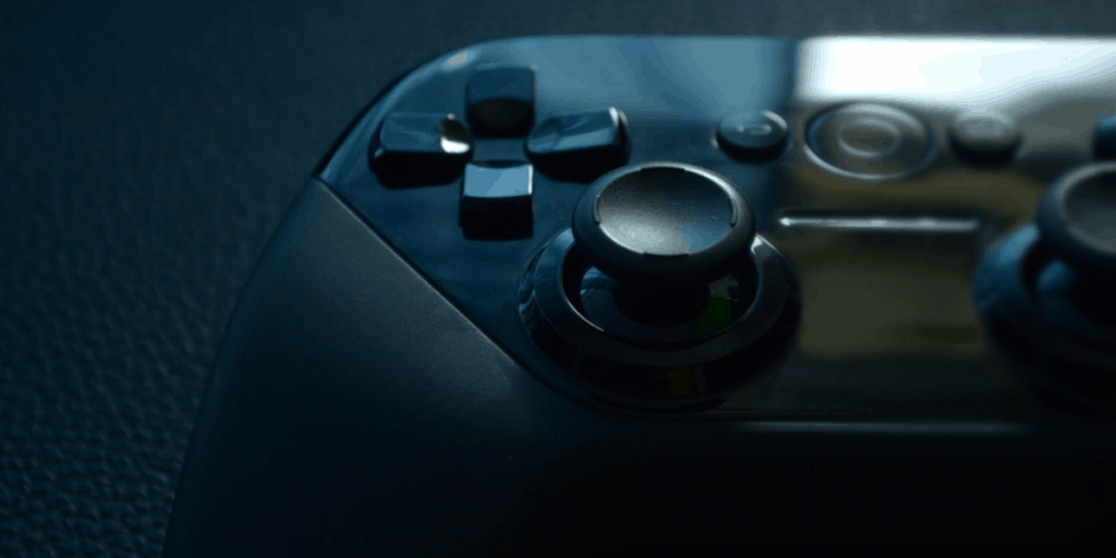 Simetria de um Controle para PC