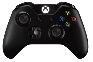 Xbox One Controller_table