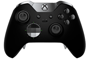 Xbox One Elite Controller_table