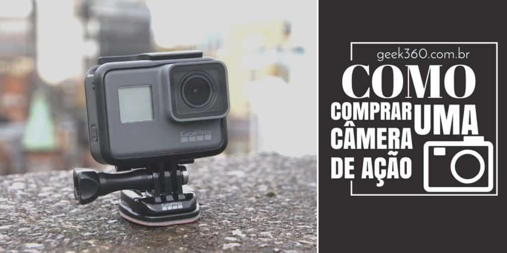 Como Comprar uma Câmera de Ação