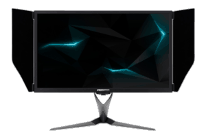 Acer Predator X27_table