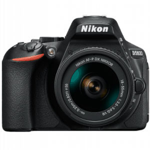 Nikon D5600_table