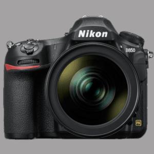 Nikon D850_table