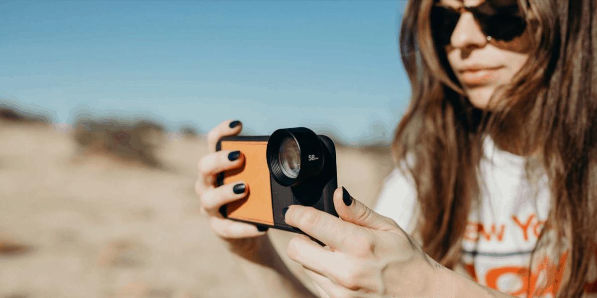 gravar vídeos smartphone