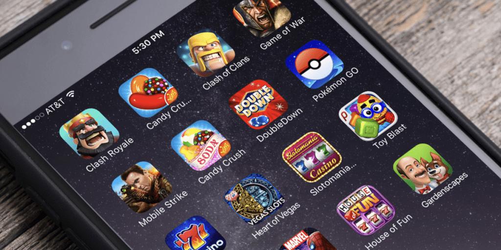 melhores jogos para celular