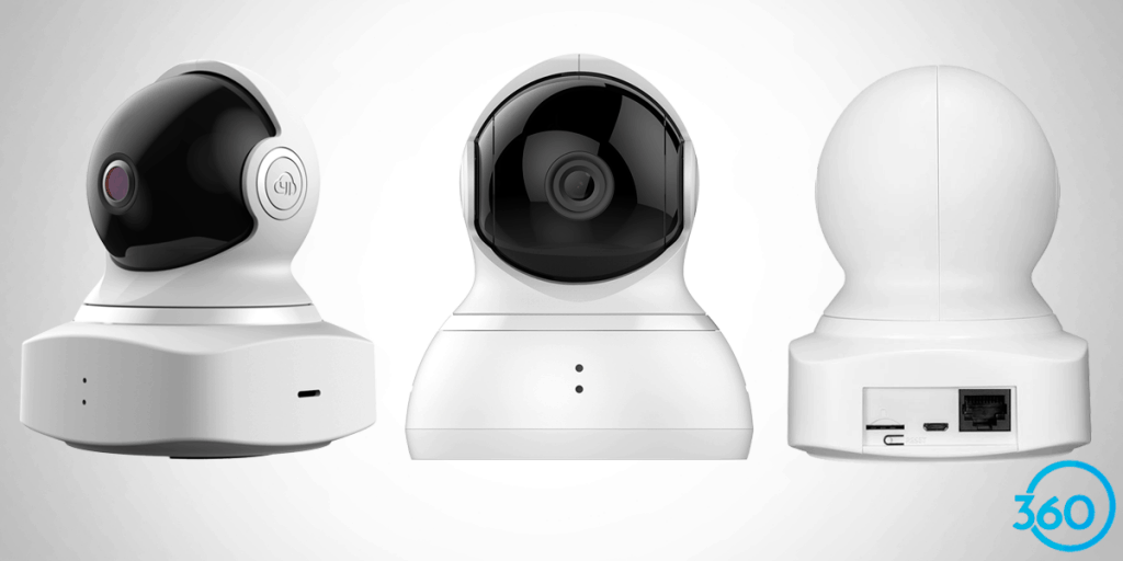 Camera Interna Xiaomi YI Cloud Dome