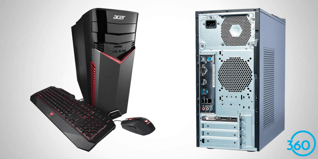 Acer Aspire GX 783 BR13 gaming PC