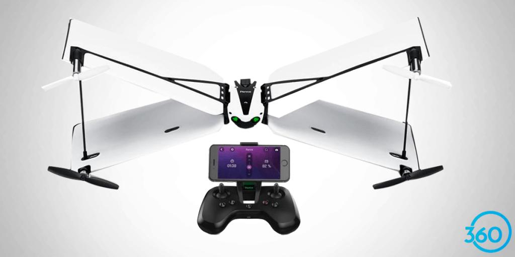 Minidrone Swing Parrot