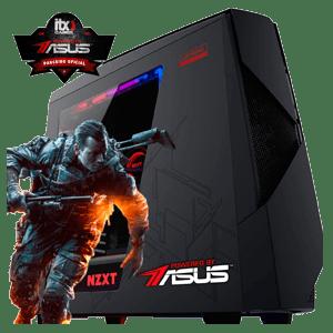 PC Gamer Asus ROG X450