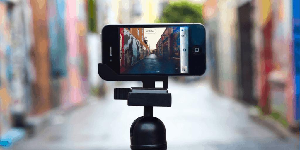 Como-comprar-um-tripé-para-celular