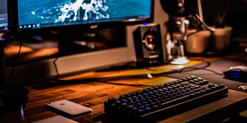 Melhor teclado gamer