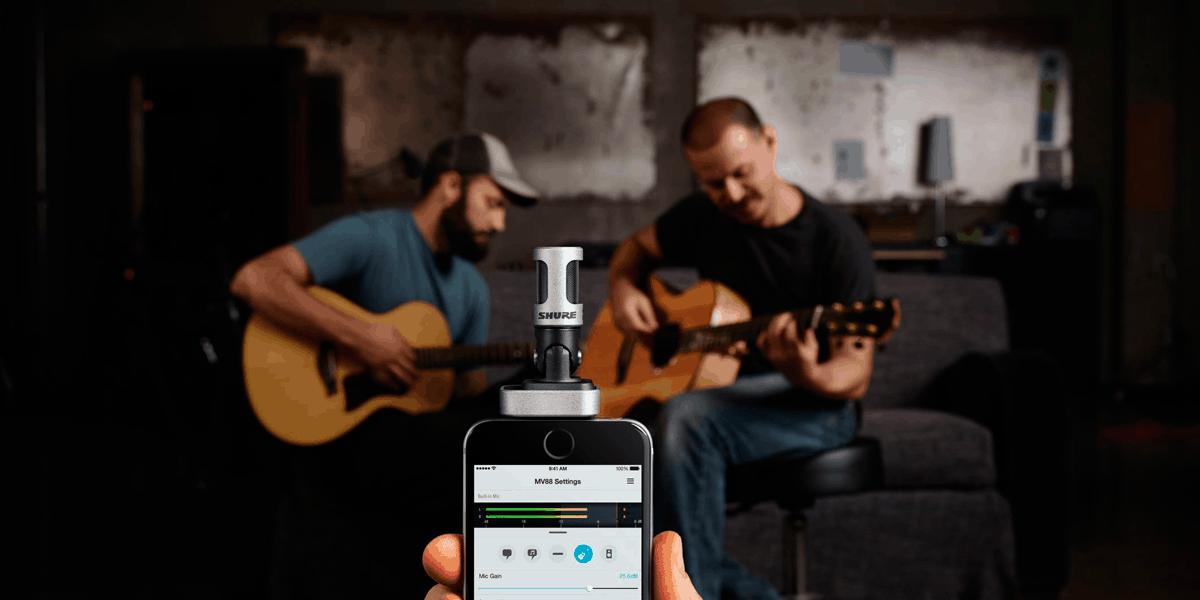 Microfone-de-celular