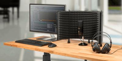 Os 6 Melhores Microfones de Mesa em 2021