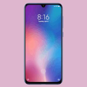 Xiaomi Mi 9 - tabela