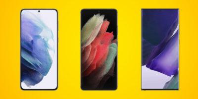 Melhores Celulares da Samsung