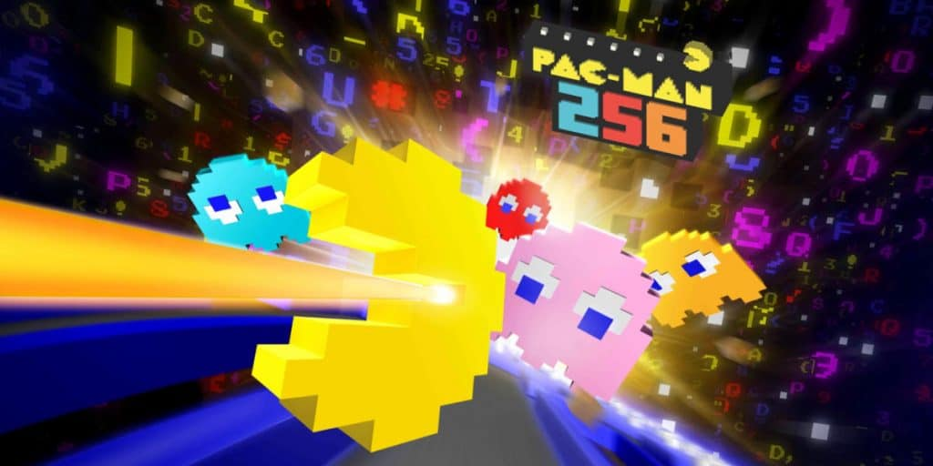 Pac Man 256