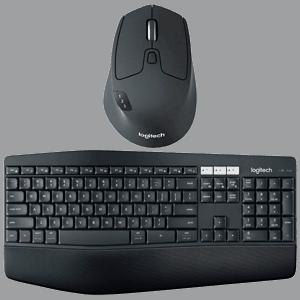 Logitech-MK850