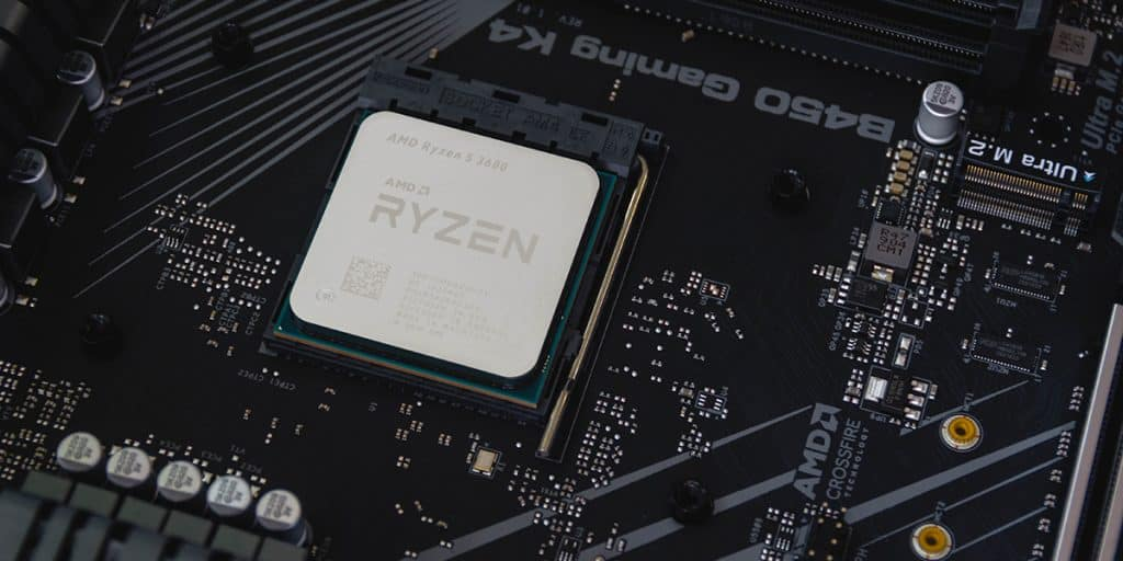 AMD Ryzen 5 3600 X