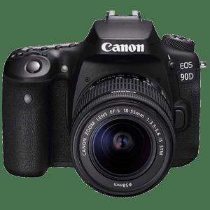 Canon DSLR EOS 90D