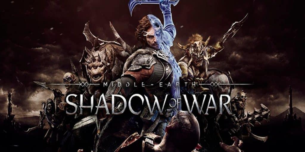 Terra Média Sombras da Guerra