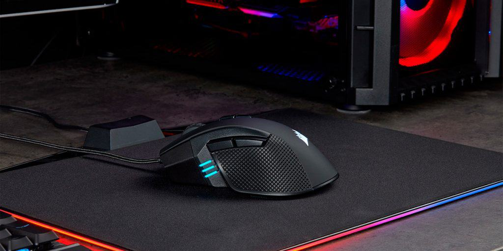 Best Wired Gamer Mouse for Big Hands