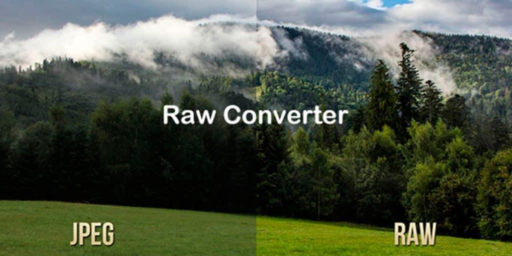 Fotos no Formato RAW