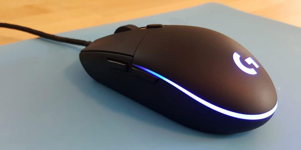 Traditional Wired Gamer Mouse