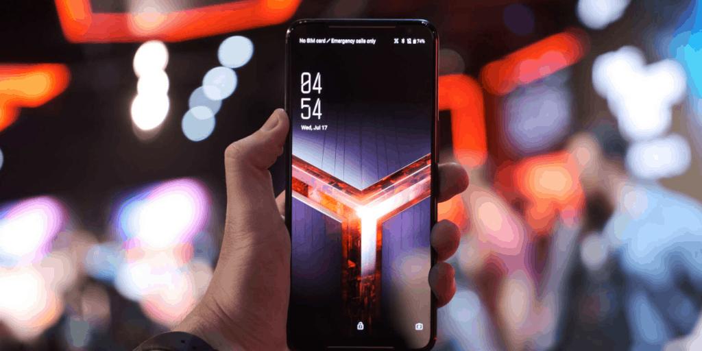 Melhor Celular para Jogos - Asus Rog Phone 2