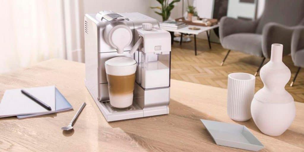 Máquina de Café Nespresso Top de Linha
