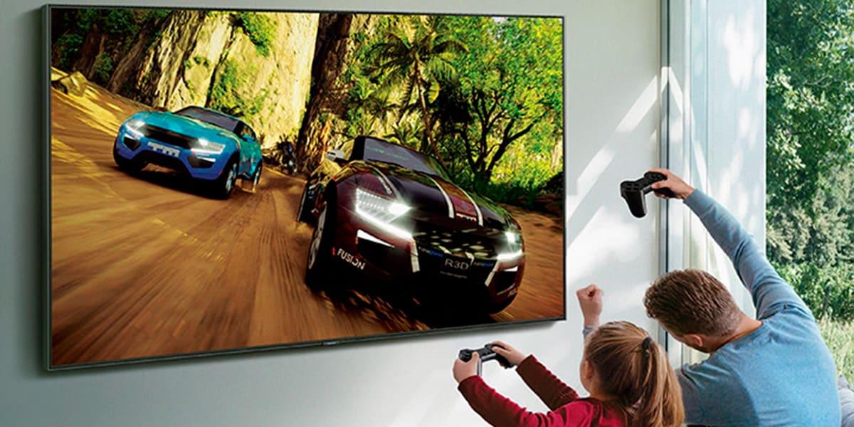 Melhor smart tv para jogos