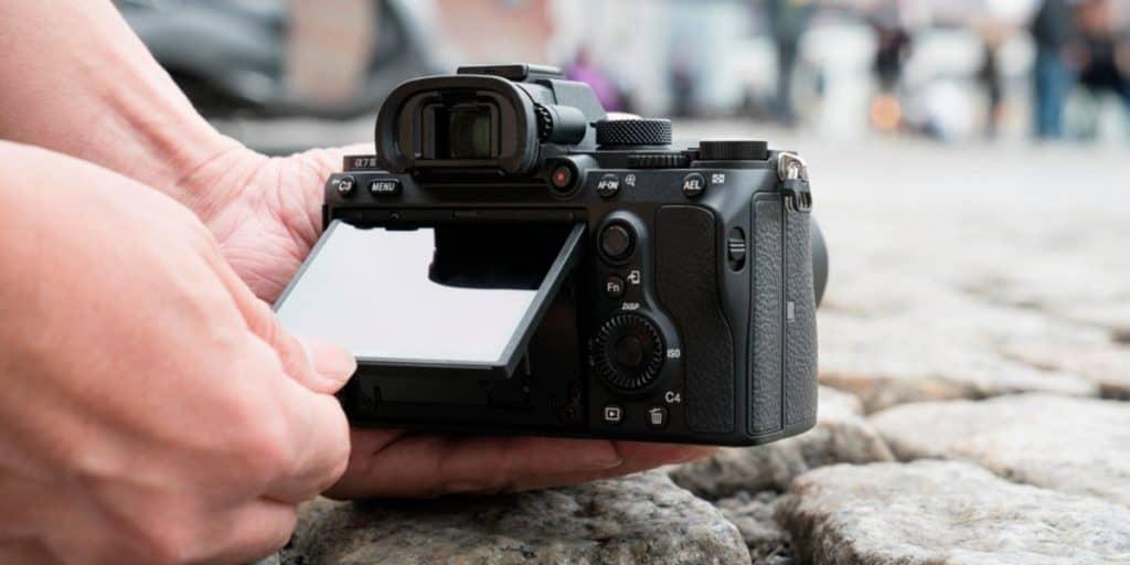 Melhor Câmera Full-Frame para Vlogger