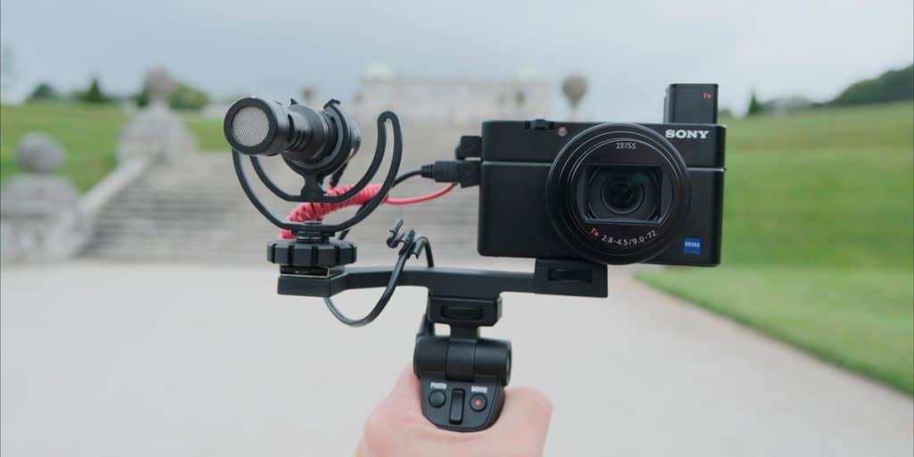 Melhor Câmera para Vlogger Portátil