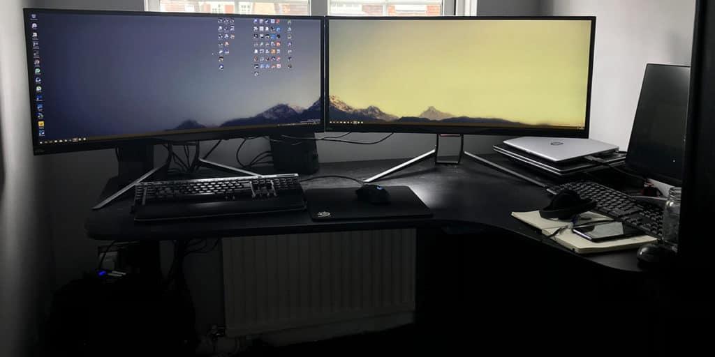 Melhor Monitor Ultrawide G-Sync