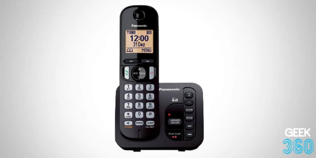 Melhor Telefone Sem Fio Digital
