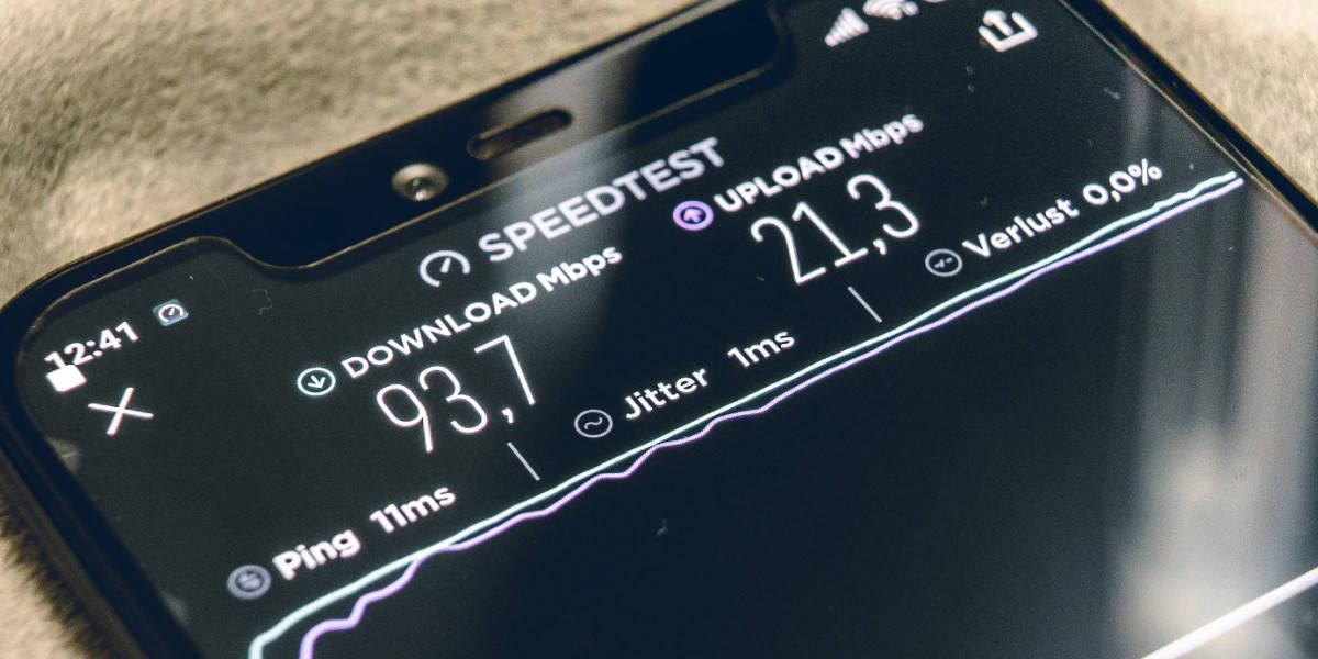 Sinal 5G - Internet Mobile